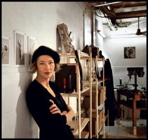 Susanne in Redlightatelier