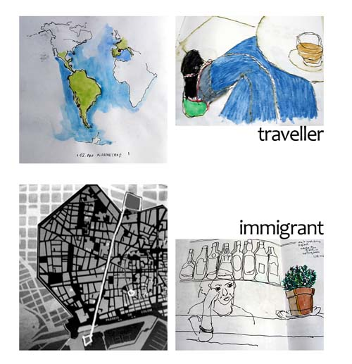 traveller immigrant