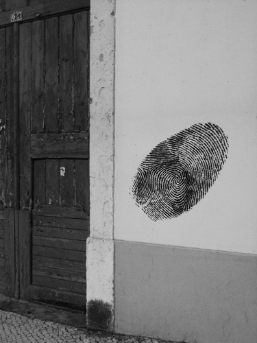 fingerprint graffiti, LH 2009