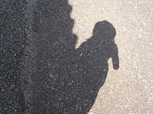 my shadow, LH 2007